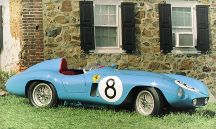 Radnor Hunt Concours d'Elegance - Willistown: $17 to See 100 Motor Cars of Radnor Hunt on September 9 (Up to $35 Value)