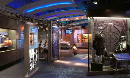 International Spy Museum for One, Two, or Four (Up to 46% Off)