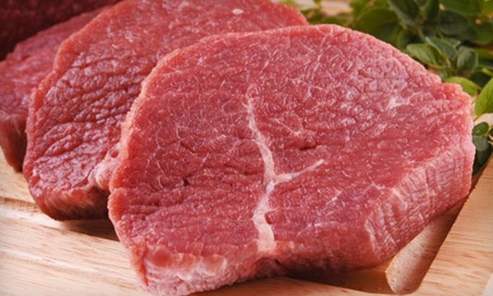 DJ's Fine Meats - Alabaster: $12 for $25 Worth of Fresh Meats at DJ's Fine Meats in Alabaster