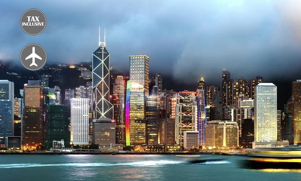 HK:Rambler Garden Hotel + Flights 0