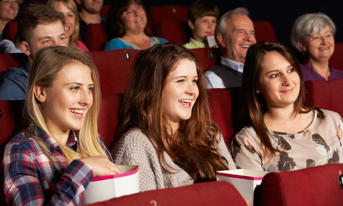 Dealflicks: $9 for Two Tickets and Concessions from Dealflicks ($20 Value). Multiple Locations.