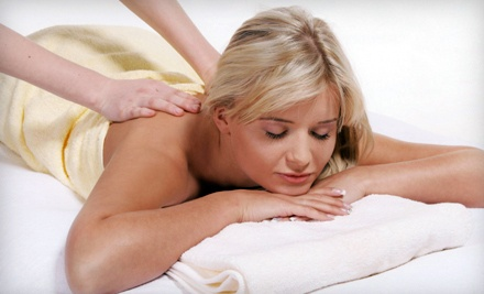 One 60-Minute Massage (a $60 value) - HealthZone Chiropractic in Wyoming