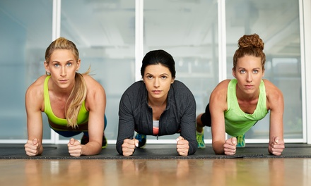 10 or 20 Women's Fitness Classes or One-Month Membership at Femme Force Fitness (Up to 74% Off)