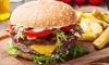 ⏰ Menu hamburger gourmet a km 0