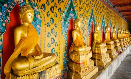 Groupon Deal: 11-Day Tour of China and Thailand with Airfare and Accommodations from Affordable Asia Tours