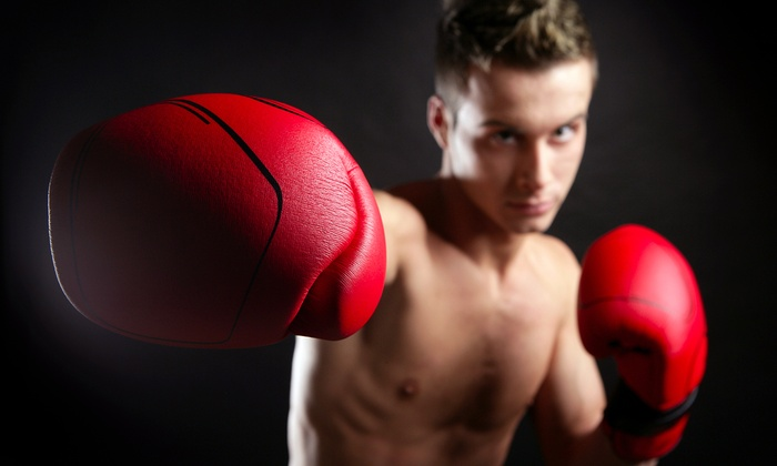 9Round  - Cedar Park: $24 for One Month of Kickboxing Workouts at 9Round ($49 Value)