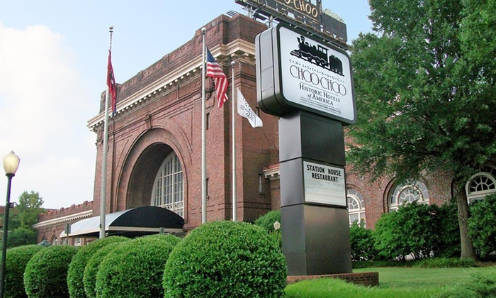 null - Greenville: Stay at Chattanooga Choo Choo Hotel in Tennessee, with Dates into May