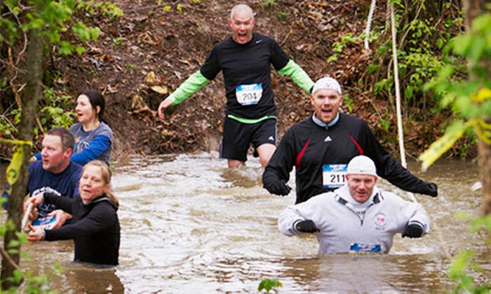 Crusher Race - Eureka: Entry for One for the Crusher Race Obstacle Course on Sunday, November 10 (Up to 52% Off). Three Options Available.