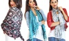 Printed Fashion Scarves: Printed Fashion Scarf. Multiple Styles Available. Free Returns.