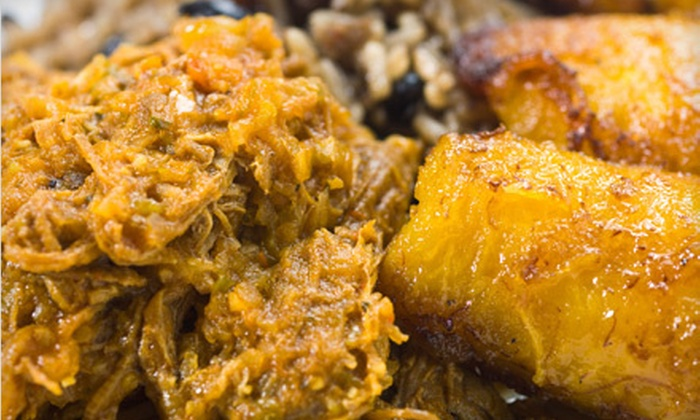 Las Culebrinas - Miami: $15 for $30 Worth of Cuban Cuisine and Drinks for Two or More People at Las Culebrinas