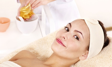 Facial With Indian Head Massage for £22 at Nicky Beauty, West Kensington (71% Off)
