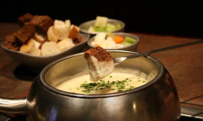 The Melting Pot - Spokane: $29 for $50 Worth of Fondue at The Melting Pot