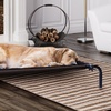 Elevated Pet Cot Plush Blanket