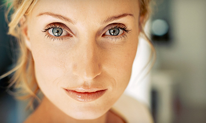 StarFace Natural Beauty - City Centre: One or Three Skin Remodeling System Anti-Aging Facials at StarFace Natural Beauty (Up to 69% Off)