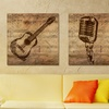 $29.99 for a Sheet Music Gallery-Wrapped Canvas Print