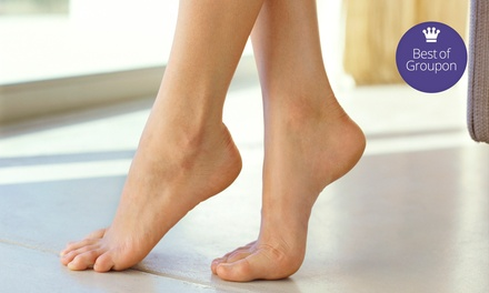 One or Two Sclerotherapy Sessions at New Look Vein and Aesthetic Center (Up to 76% Off)