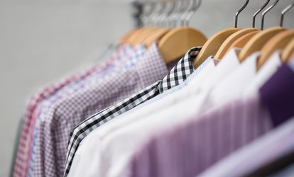 image for Dry Cleaning <strong>Services</strong> and Alteration at Eco Friendly Cleaners (Up to 35% Off)