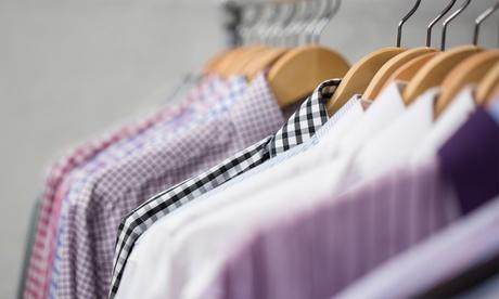 Servicio de lavandería y tintorería a domicilio en 24h con varias opciones a elegir desde 6,90 € en Washrocks