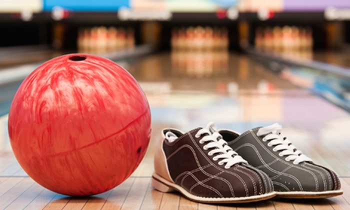 North Bowl Lanes - North Attleborough: $20 for Two Hours of Bowling with Shoe Rental for Up to Six at North Bowl Lanes ($39.95 Value)