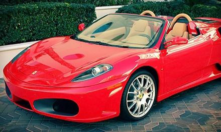Exotic Car Rental Las Vegas Groupon