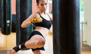 Evolution Martial Arts & Fitness: $29 for 10 Fitness Kickboxing Classes at Evolution Martial Arts & Fitness ($100 Value)