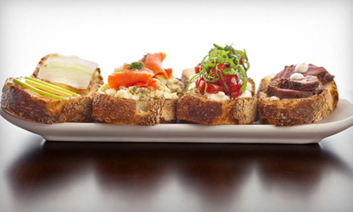 5th and Wine - Downtown Scottsdale: $10 for $20 Worth of American Fare and Drinks at 5th and Wine in Scottsdale