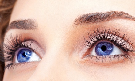 Eyelash Extensions, Lash or Brow Tinting, or Brow Shaping at Beyond Beauty Lashes (Up to 57% Off)