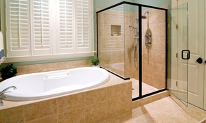 Ground Up Home Solutions: Bathroom- or Kitchen-Remodeling Package from Ground Up Home Solutions (Up to 86% Off)