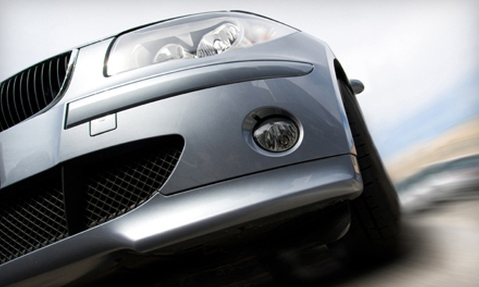 Wonder Auto & Tire - Multiple Locations: $39 for Rust-Protection Package for Cars and SUVs from Wonder Auto & Tire ($93 Value)