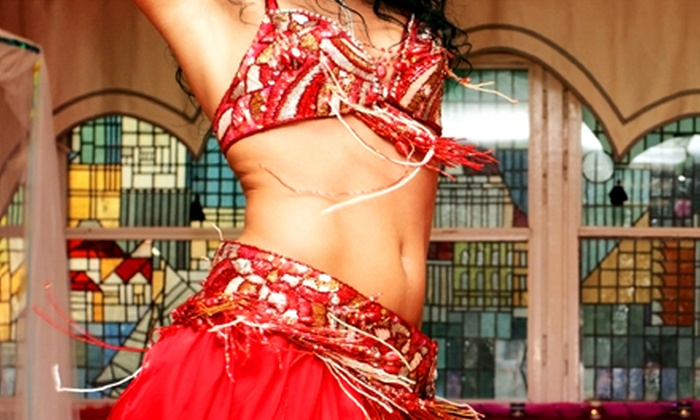 Belly Dance 4 Fitness - Belly Dance 4 Fitness: Five Belly-Dance Fitness Classes or Private Birthday Party Group Lesson at Belly Dance 4 Fitness (Up to 65% Off)