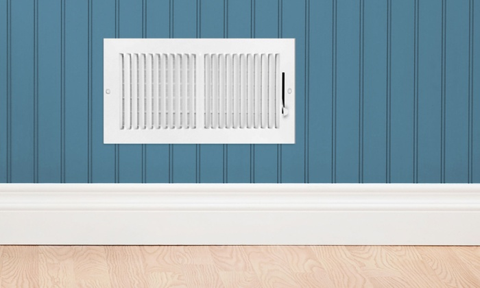 Vent Cleaning - Baltimore: Air-Duct Cleaning Package with Optional Dryer-Vent Cleaning from Vent Cleaning (Up to 84% Off)