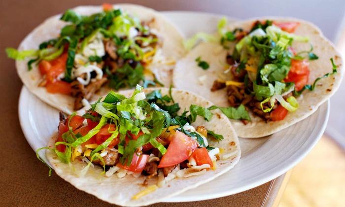 Taco Boudreaux's - Shenandoah: $8 for $16 Worth of Cajun-Mexican Fusion Cuisine at Taco Boudreaux's