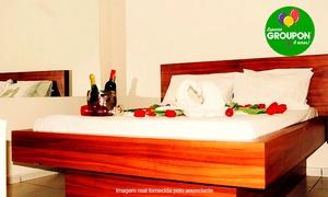 DoK Brasília Hotel: #NiverGroupon - Dok Brasília Hotel - Águas Claras: pernoite de 12 Horas na suíte Standard casal + café da manhã