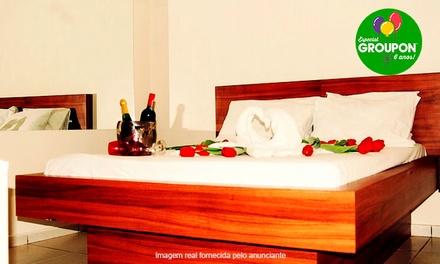 #NiverGroupon - Dok Brasília Hotel - Águas Claras: pernoite de 12 Horas na suíte Standard casal + café da manhã