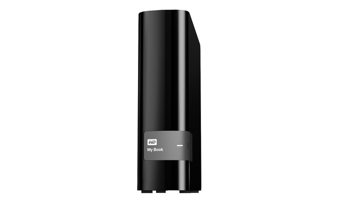 Up To 37% Off on Western Digital My Book USB 3 0 | Groupon Goods