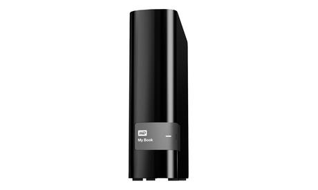 Western Digital My Book USB 3.0 Desktop External Hard Drive (Manufacturer Refurbished) 79609652-a618-11e6-b534-00259069d868