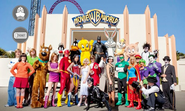 34 off admission to movie world paradise country and