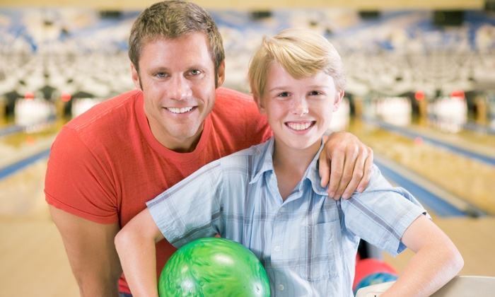 Maplewood Lanes - North Central Omaha: Bowling with Shoe Rental for Two or Four at Maplewood Lanes Bowling Center (Up to 51% Off)