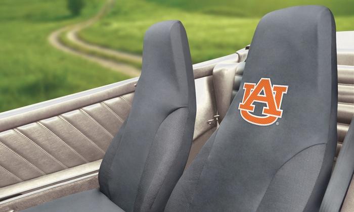 Fanmats NCAA Mesh Universal Car Seat Cover