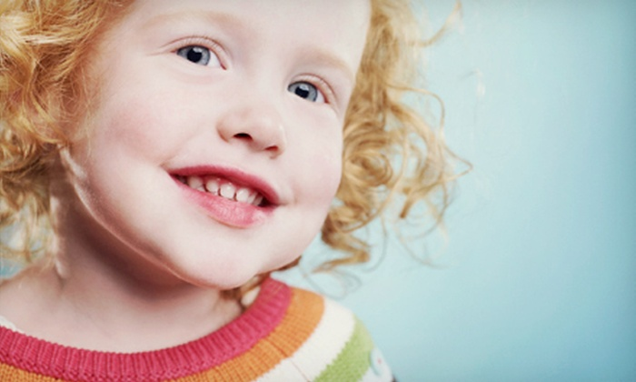 Coastal Kids Dental & Braces - Hanahan: $59 for a Kids' Dental Exam, X-rays, Teeth-Cleaning, and Fluoride Treatment at Coastal Kids Dental & Braces ($370 Value)