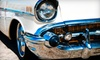 5th Annual Calgary Collector Car Auction - Rutland Park: Two or Four Passes to 5th Annual Calgary Collector Car Auction Presented by The Electric Garage June 8–10 (Up to 52% Off)