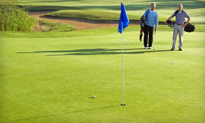 Pope Golf - Multiple Locations: 18-Hole Round of Golf with Cart Rental for Two or Four from Pope Golf (Up to 54% Off)