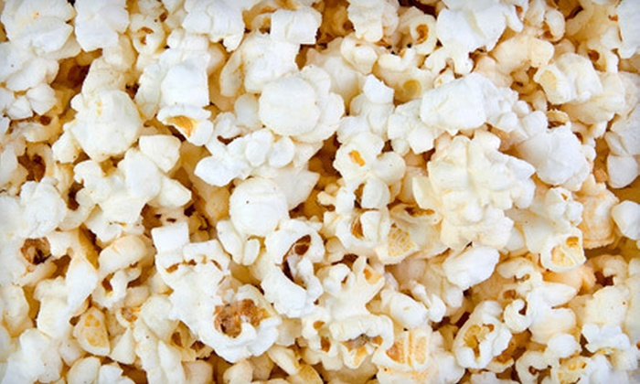 Detroit Popcorn Company - Redford Twp: Popcorn, Cotton Candy, and Snack-Machine Rentals at Detroit Popcorn Company (Up to 52% Off). Two Options Available.