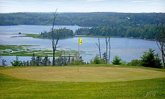Harbour Ridge Golf Club - East Petpeswick: 18 Holes of Golf for Two or Four at Harbour Ridge Golf Club (50% Off)