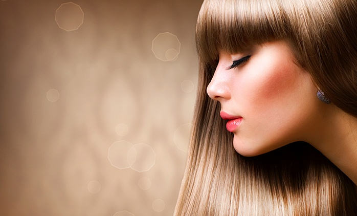 $29 Style Cut and Blow-Dry, $59 to Add Half-Head Foils, or $79 for Full-Head Foils at Hair by Mi (Up to $149 Value)