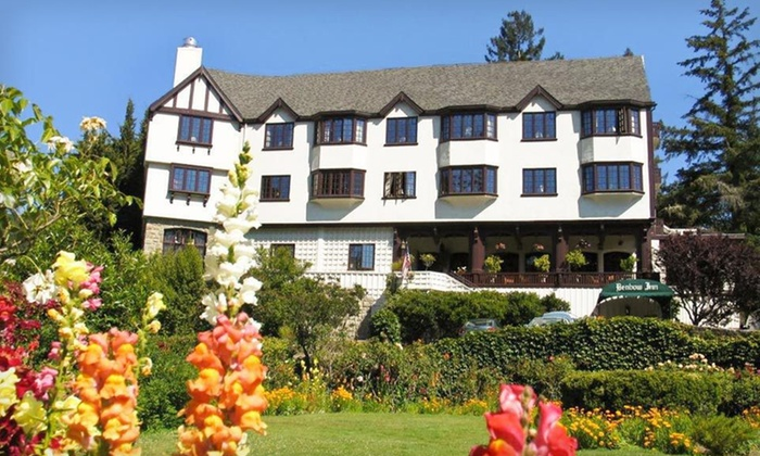 Benbow Inn - Rohnerville: $189 for a Two-Night Stay for Two and One Breakfast at Benbow Inn in Garberville, CA ($420 Value)