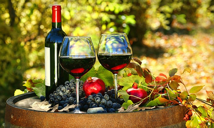 Wine Country Perks by RedAwning: $39 for Wine Tastings and Activity Discounts from Wine Country Perks by RedAwning ($150 Value)