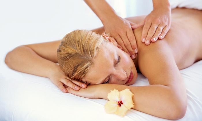 MAK Massage - Haisley: 60- or 90-Minute Massage at MAK Massage (Up to 57% Off)