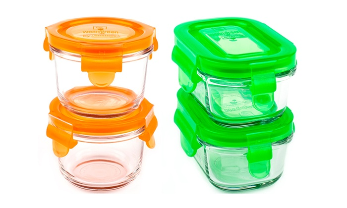 Wean Green Glass Baby Food Containers Wean Green Glass Baby Food Containers ...  sc 1 st  Groupon & Wean Green Glass Baby Food Tubs | Groupon Goods