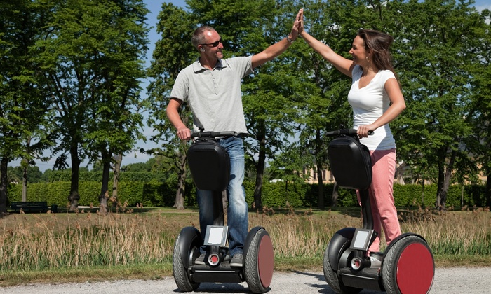 Seg Adventures - Plymouth: $62 for a Self-Guided Segway Tour for Two with Seg Adventures in Plymouth ($100 Value)